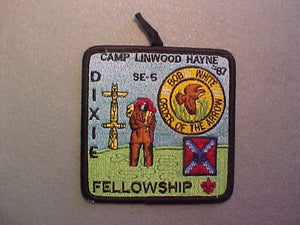 1986 SECTION SE-5 DIXIE FELLOWSHIP