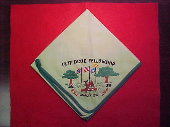 1977 SECTION SE-3B NECKERCHIEF