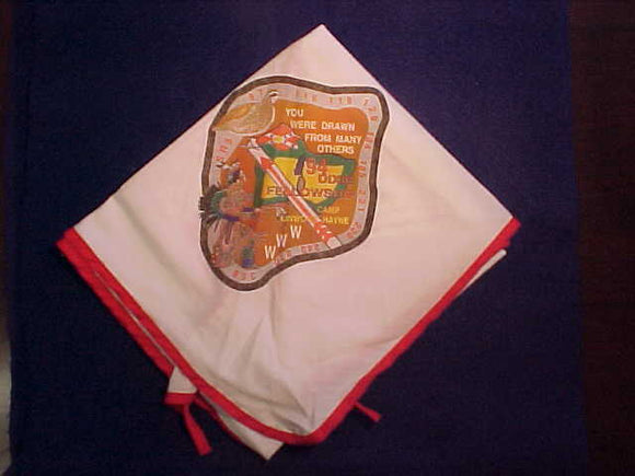 1994 SECTION SR6 DIXIE FELLOWSHIP NECKERCHIEF, CAMP LINWOOD HAYNE
