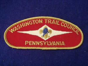 Washington Trail C tu-a