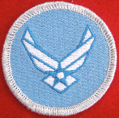 Air Force patrol medallion