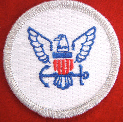 Navy patrol medallion