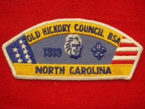 old hickory c t1