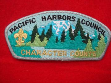 pacific harbors c sa11, character counts