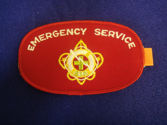 Emergency Service 1939-48 Armband/White Letters Mint