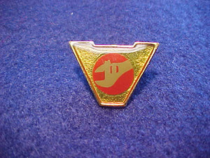 VARSITY/VENTURE MECHANICS PIN
