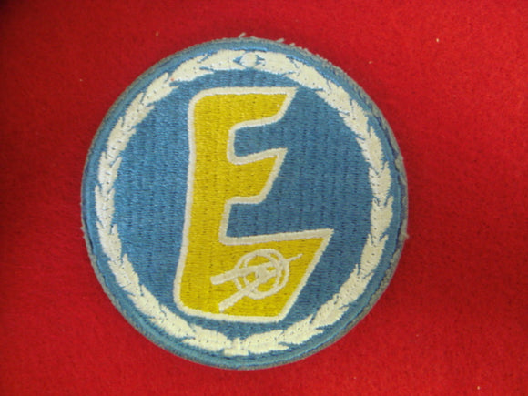 Explorer Blazer Emblem Light Blue