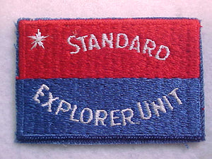 STANDARD EXPLORER UNIT PATCH
