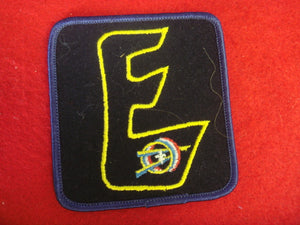 Exploring Wool Blazer Patch Rolled Edge