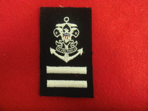Ordinary Rank Navy Wool 1949-80 Mint