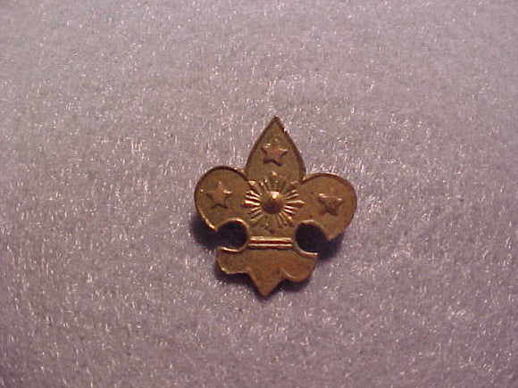Philippines membership pin, 18x20mm, old