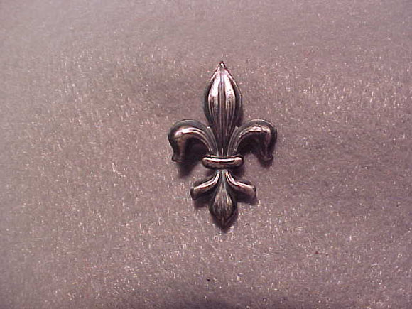 Switzerland hat pin, bend tabs on back, 20x30mm
