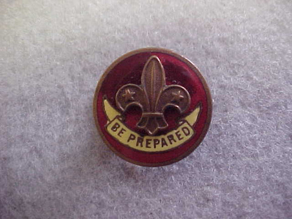 British Boy Scout Assistant Scoutmaster pin,pre-WWII,18 mm diameter