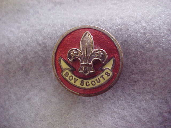 British Boy Scout Assistant Scoutmaster pin,post WW-II,20 mm diameter