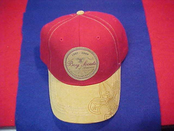 HAT, BSA 2009 COLLECTORS EDITION,