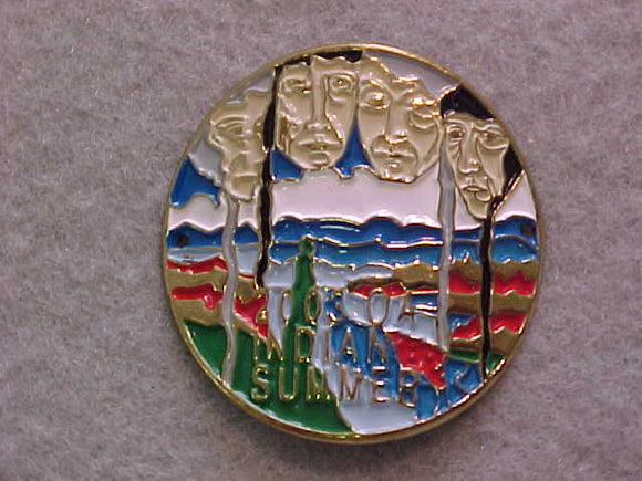 HIKING STICK EMBLEM, OA INDIAN SUMMER 2003