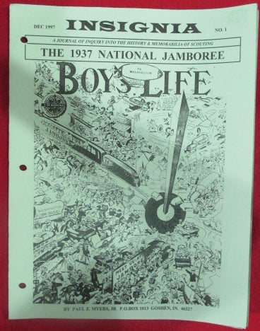 Guide to the 1937 National Jamboree