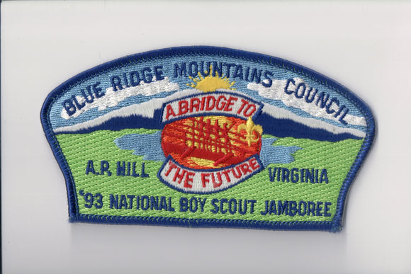 1993 Blue Ridge Mountains C