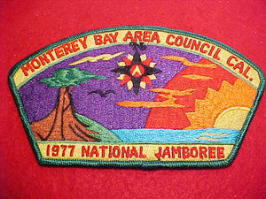 1977 MONTEREY BAY AREA