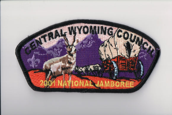2001 Central Wyoming C