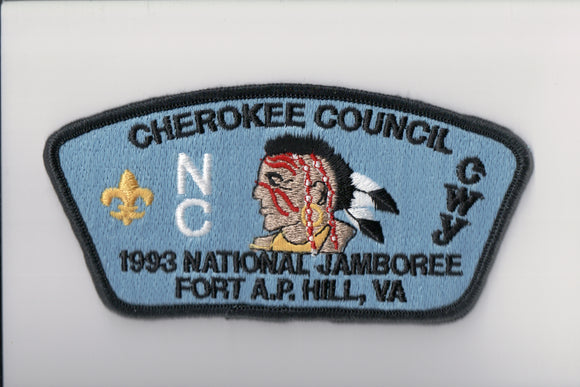 1993 Cherokee C North Carolina