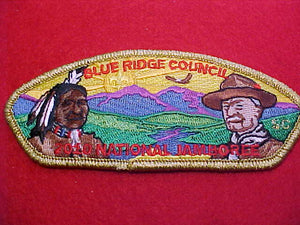 2010 BLUE RIDGE, 2 PER PARTICIPANT, GMY BORDER