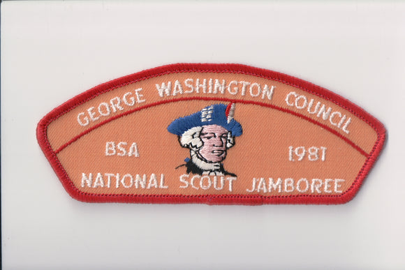 1981 George Washington C