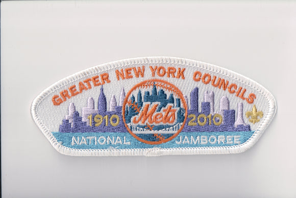 2010 Greater New York C NY Mets, 2910-2010