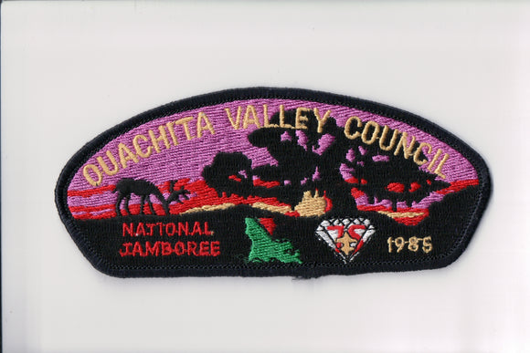 1985 Ouachita Valley C 75th anniversary