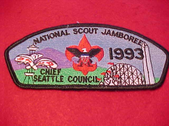 1993 NJ JSP, CHIEF SEATTLE C.