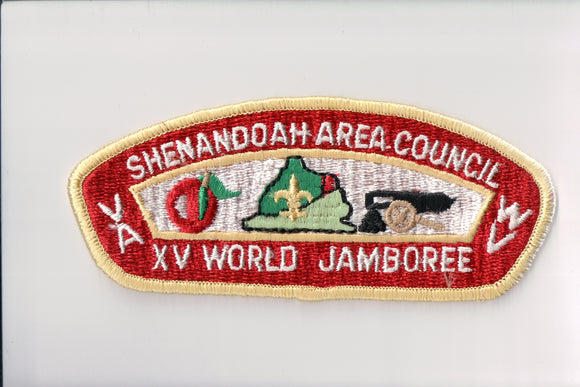 1983 Shenandoah AC World Jamboree