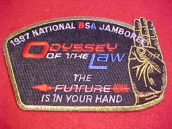 1997 NJ JSP, ODDYSSEY OF THE LAW, CUT BDR.