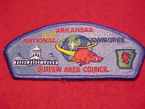 1989 NJ JSP, QUAPAW AREA C., ARKANSAS