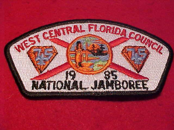 1985 NJ JSP, WEST CENTRAL FLORIDA C.
