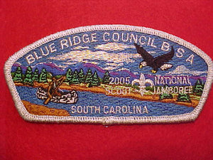 2005 BLUE RIDGE, 2 PER PARTICIPANT, SMY BORDER