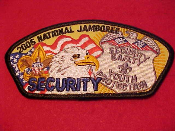 2005 NJ JSP, SECURITY