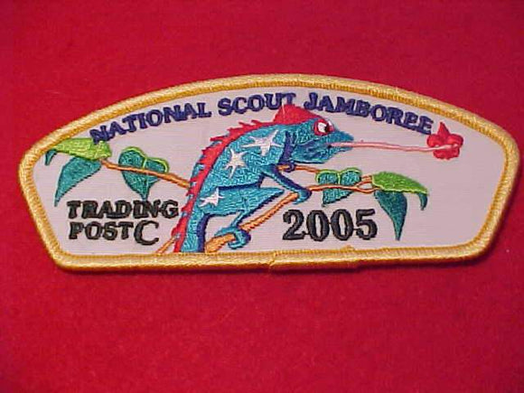 2005 NJ JSP, TRADING POST