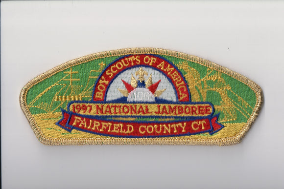 1997 Fairfield County C Troop 108 (ghosted #)
