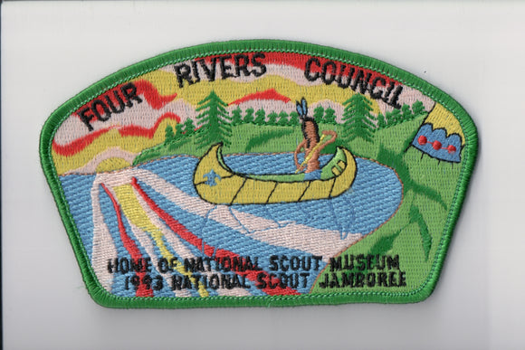 1993 Four Rivers C