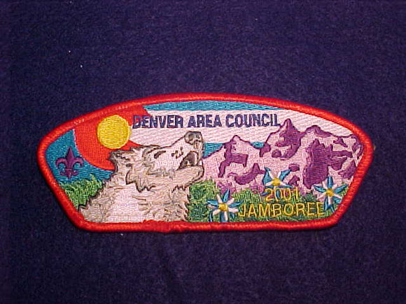 2001 DENVER AREA COUNCIL