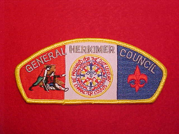 1997 GENERAL HERKIMER COUNCIL