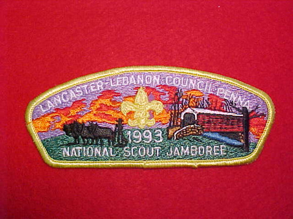 1993 LANCASTER-LEBANON COUNCIL