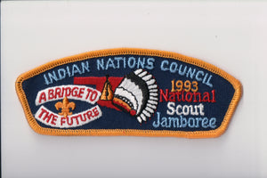 1993 Indian Nations C