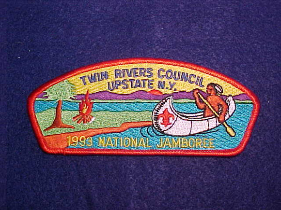 1993 TWIN RIVERS COUNCIL