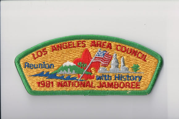 1981 Los Angeles AC