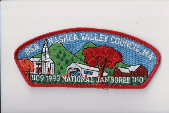 1993 Nashua Valley C