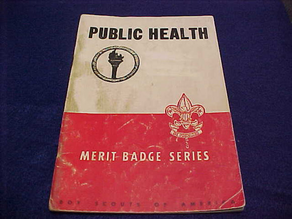 Public Health, Type 5B, copyright 1942, June 1945 printing, fair cond.
