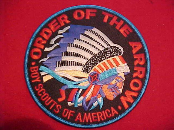 OA JACKET PATCH, 1960'S, UNOFFICIAL, 6