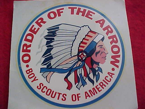 OA DECAL, 1960'S