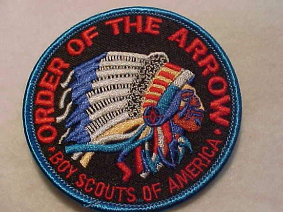 OA POCKET PATCH, 1960'S, 3
